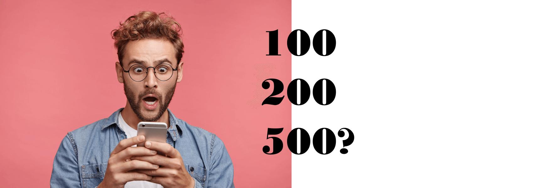 strona internetowa za 100, 200 czy 500zł?