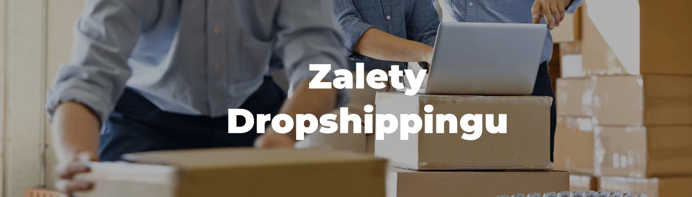 Zalety dropshippingu