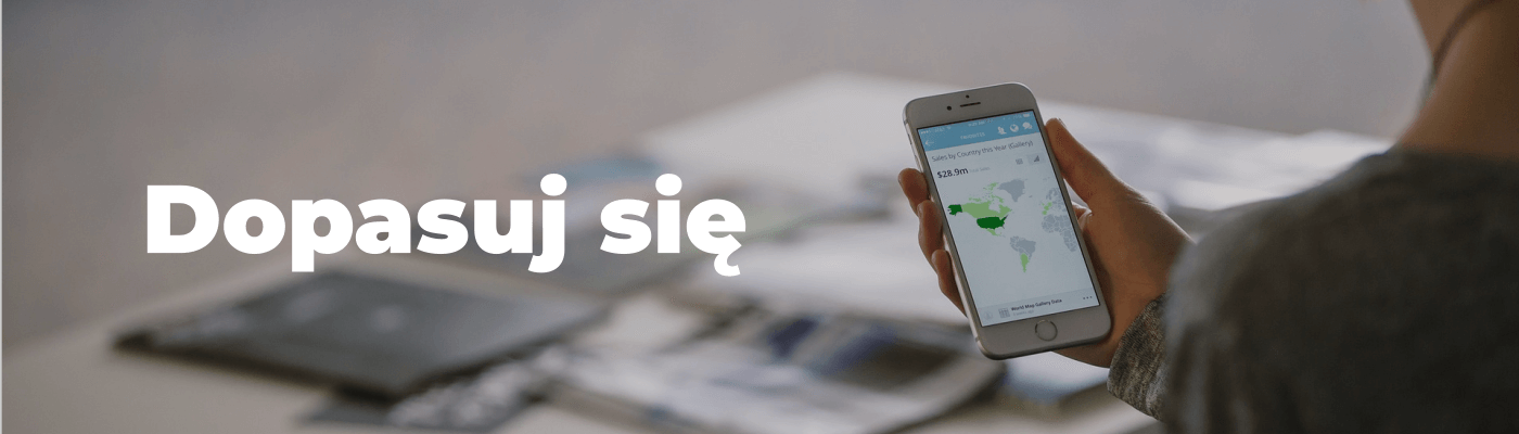Mobile-First Index - dopasuj się