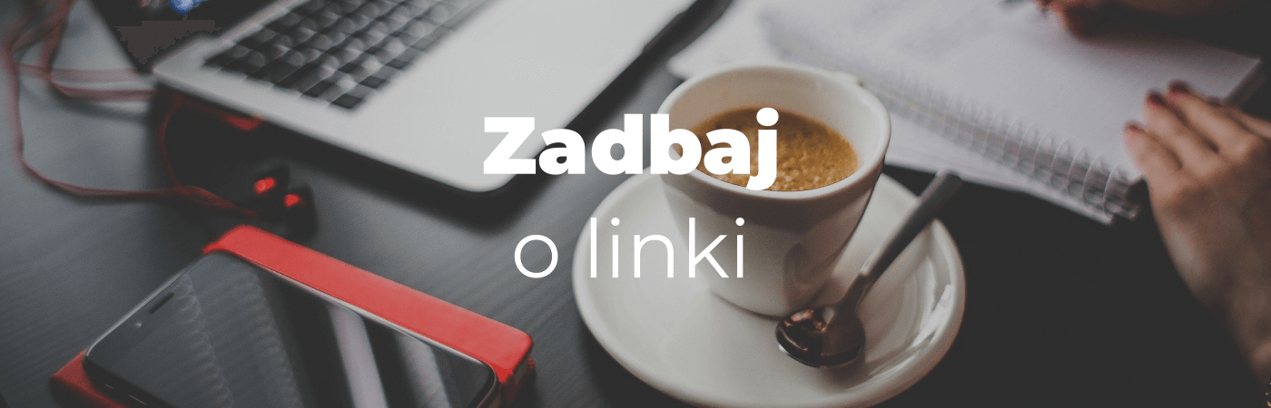 Techniczne seo - zadbaj o linkowanie