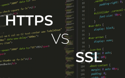 HTTPS VS SSL