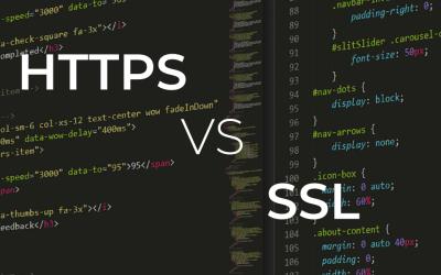 HTTPS VS SSL