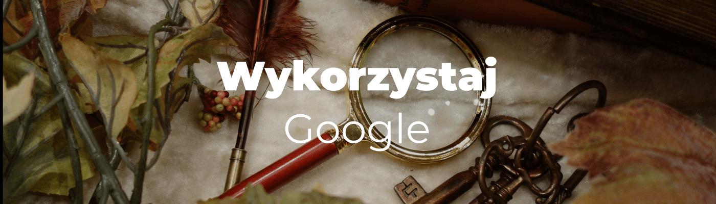 Wykorzystaj narzędzie Google Grafika