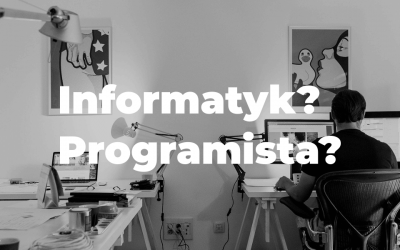 Informatyk, czy programista?