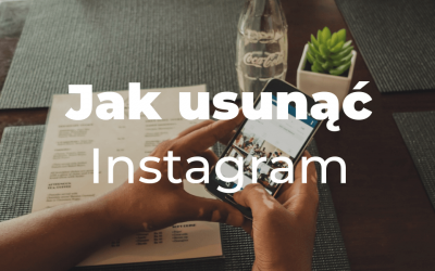 Jak usunąć Instagram
