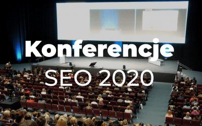 Konferencje SEO 2020