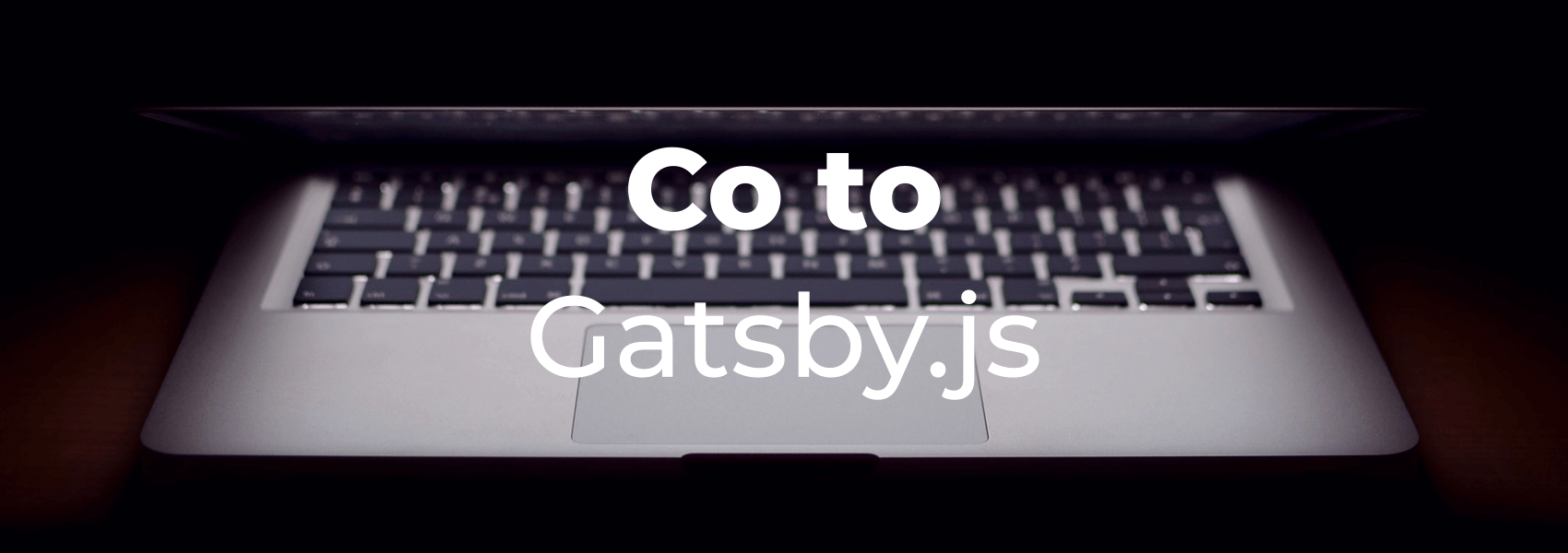 co to Gatsby.js