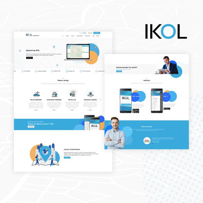 Rozbudowana strona IKOL