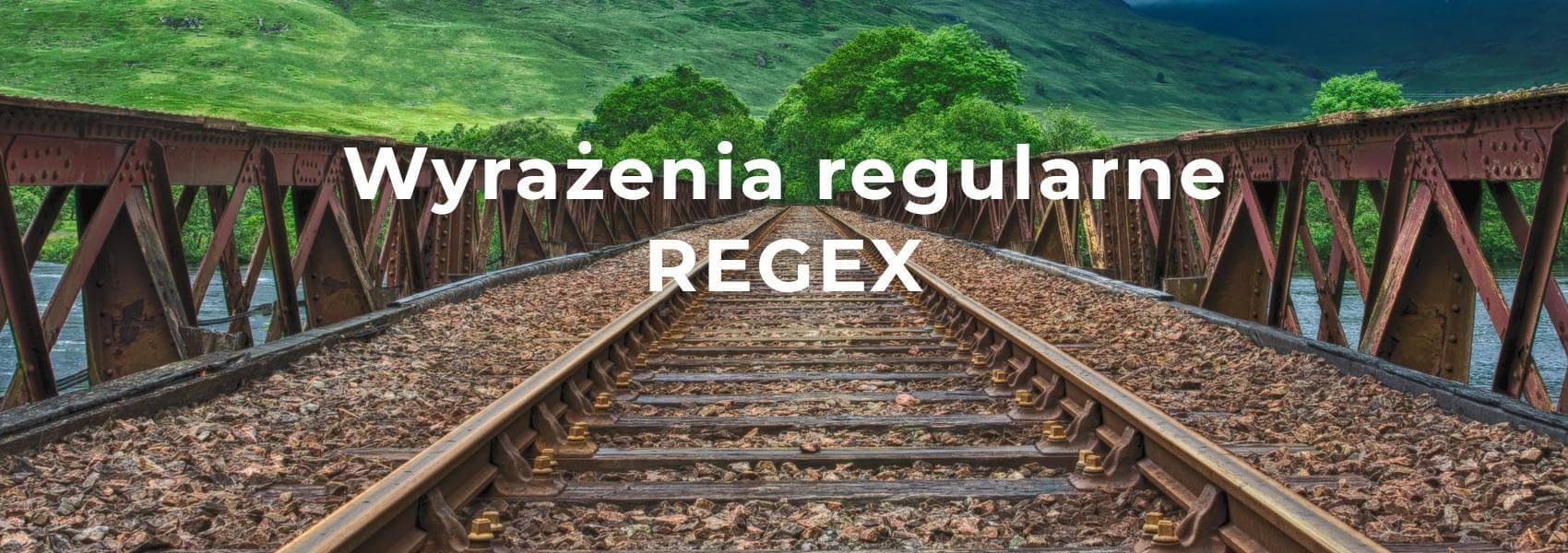 wyrażenia regularne regex