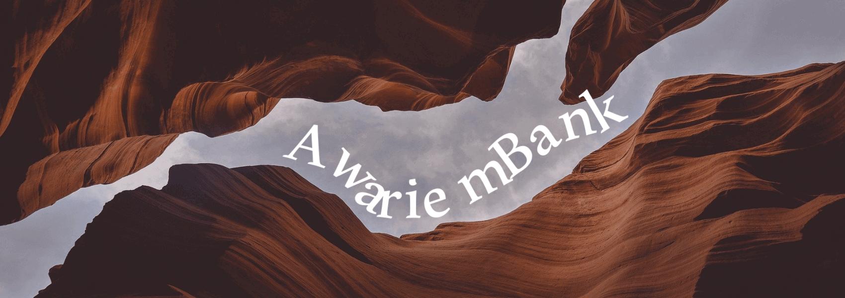 Awarie mbank