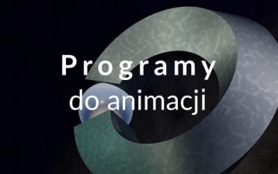 programy do animacji