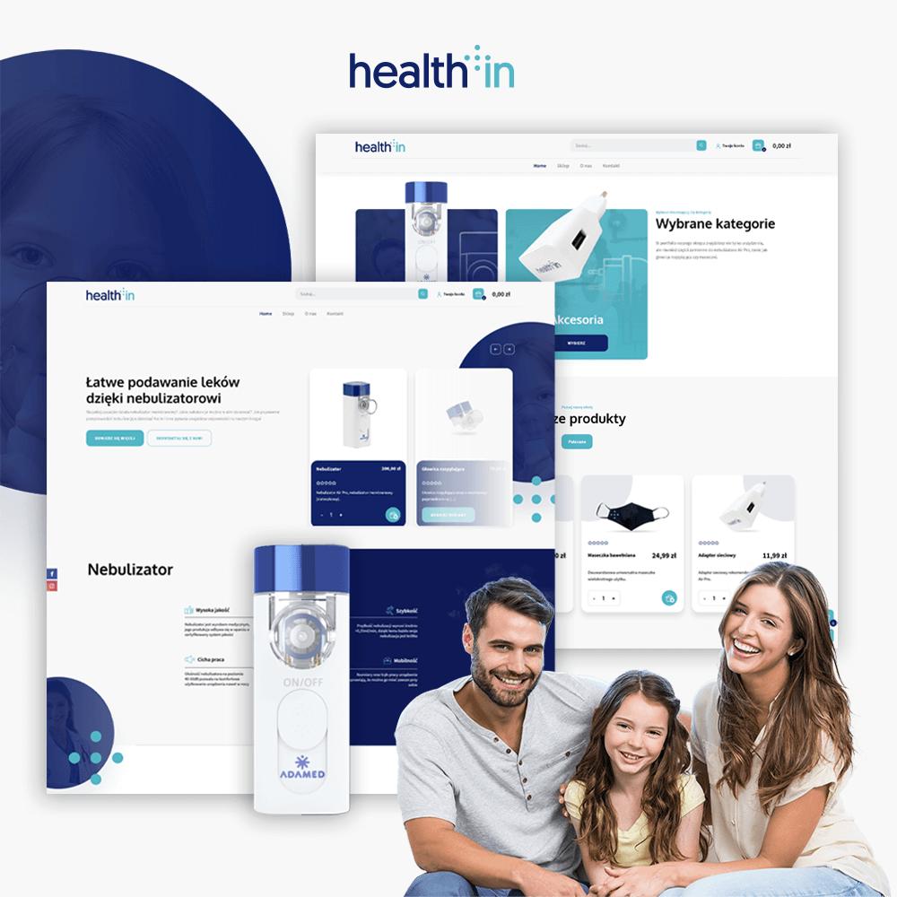 healthin projekt