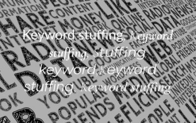 keyword stuffing