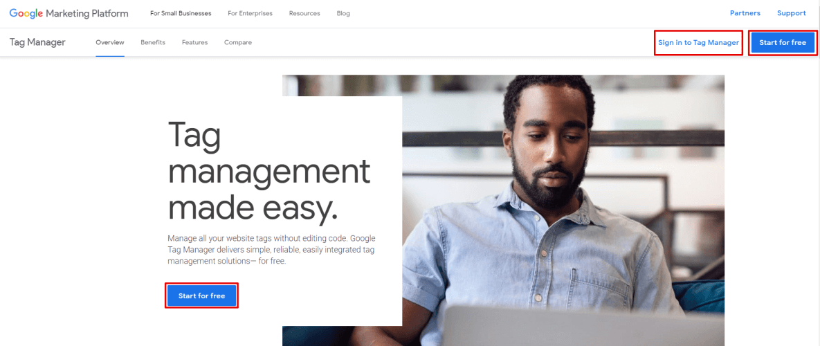Tag management made easy